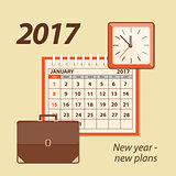 2017 new year-new plans