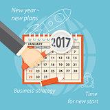 start new plans