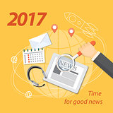 2017 time for good news