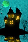 Haunted House Halloween