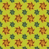 Vector Seamless pattern background.