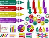 Infographic OPTION Set