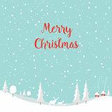 Merry christmas deer, Happy New Year