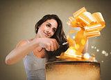Prepare xmas gifts