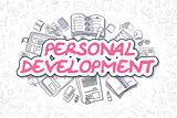Personal Development - Business Concept.