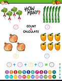 educational mathematical worksheet