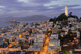 Telegraph Hill and North Beach Neighborhoods