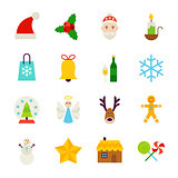 Winter Christmas Objects