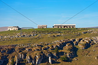 Old Farm Houses - Plateau of Lessinia Italy