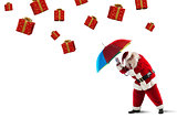 Santaclaus vs gifts storm