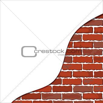 brick wall plaster