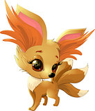cute fox pokemon