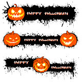 Pumpkin from Halloween and blots