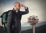 Find the road to business success