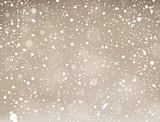 Abstract snow theme background 9