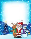 Christmas characters theme image 3
