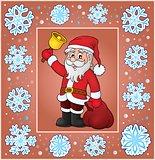 Christmas thematics greeting card 7