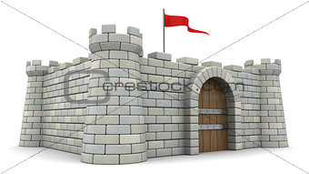 3d fortress
