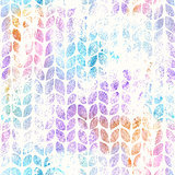 Vector seamless abstract watercolor pattern