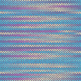 Seamless Knitted Melange Pattern.