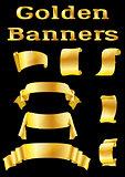Golden Banners, Set
