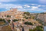 Alcazar in Toledo, Castilla La Mancha, Spain