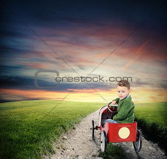 Car child