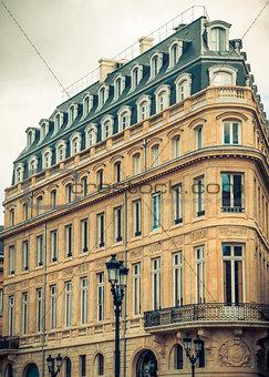 Architecture, Historic building,City of Bordeaux, France