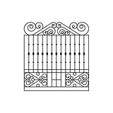 Metal Grid Fencing Design