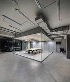 Interior in loft style