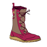 womens winter warm boots