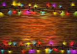 Colorful Christmas LED Light
