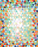 Color Fractal geometrical Abstract Pattern