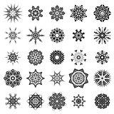 Rosettes Tattoo Design