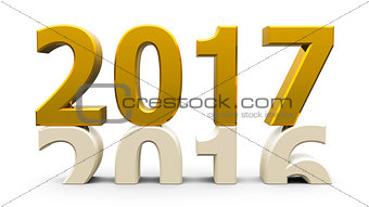 2016-2017 gold
