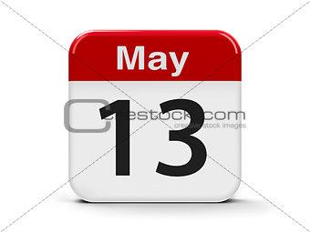 13th May