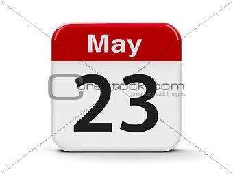 23rd May