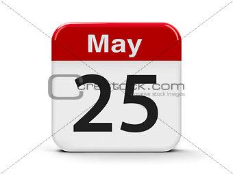 25th May