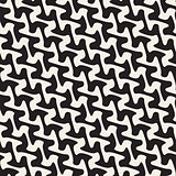 Vector Seamless Hand Drawn Diagonal Wavy Lines Pattern