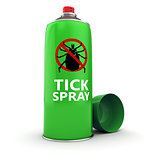tick spray