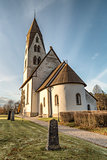 Church on Gotland, Sweden