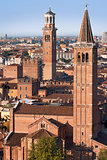 View of Verona - Veneto Italy