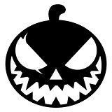 Halloween Pumpkin Icon