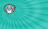 Poseidon Robotics Business Card