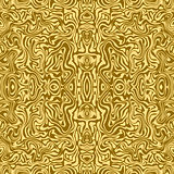Seamless pattern of gold lines. Marbled style. The pattern for the fabric, cover, book, magazine, bags