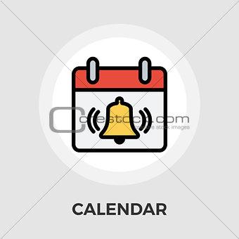 Calendar with bell