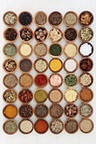 Dried Herb and Spice Collection