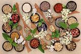 Herbal Medicine Selection