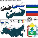 Nenets Autonomous Okrug, Russia