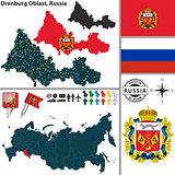 Orenburg Oblast, Russia